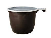 Tasse à café marron 18Cl (colis de 1000)